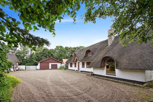 Villa på Engmarksvej i Vejle - Ejendommen