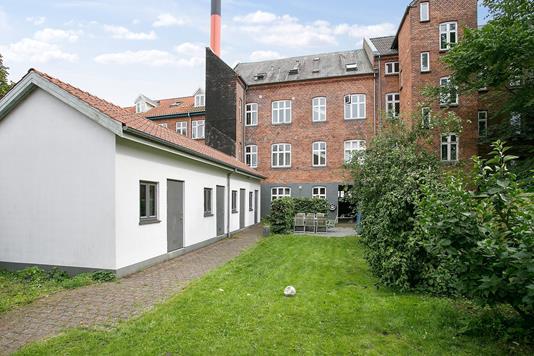 Ejerlejlighed på Langelinie i Vejle - Gårdhave