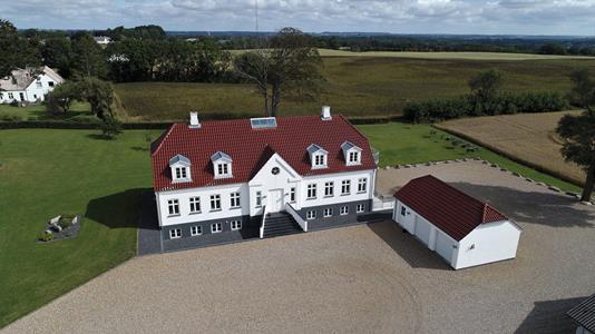 Villa på Tårnvej i Vejle - Ejendommen