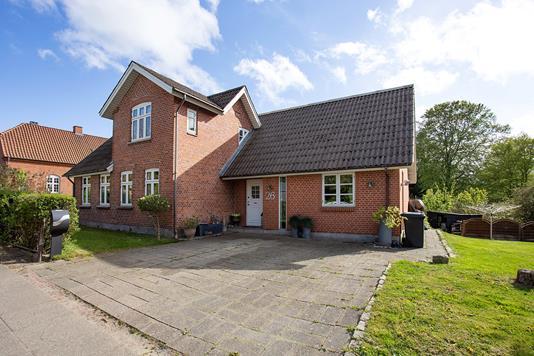 Villa på Fredericiavej i Vejle - Set fra vejen