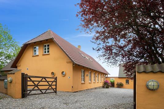 Villa på Gl Højenvej i Vejle - Set fra vejen