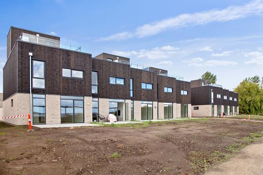 Villa på Kvasen i Vejle - Set fra vejen
