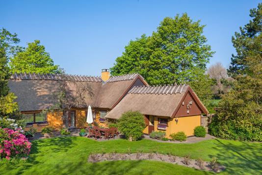 Villa på Degnehuse i Jyderup - Ejendom 1