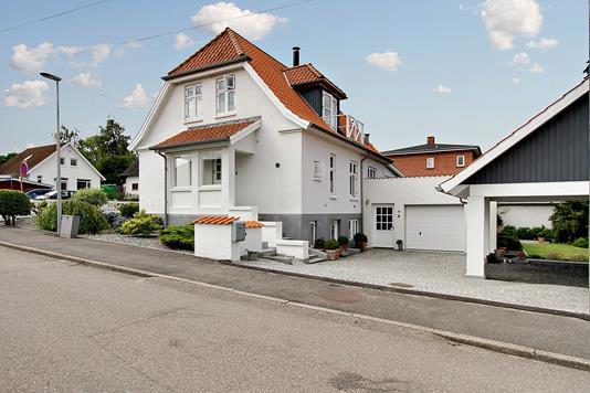 Villa på Drivsåtvej i Jyderup - Ejendommen