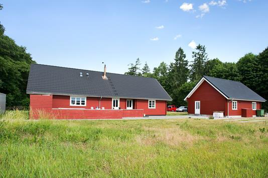 Villa på Gl Skovvej i Svebølle - Ejendommen