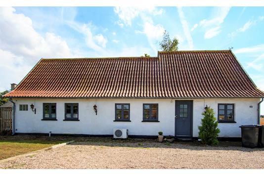 Villa på Enghaven i Jyderup - Ejendommen