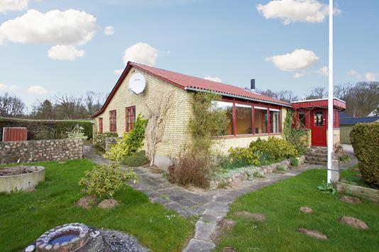 Villa på Friheden i Mørkøv - Ejendommen
