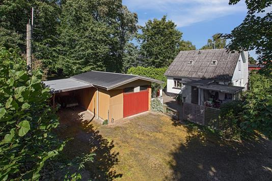 Villa på Kalundborgvej i Ruds Vedby - Ejendommen