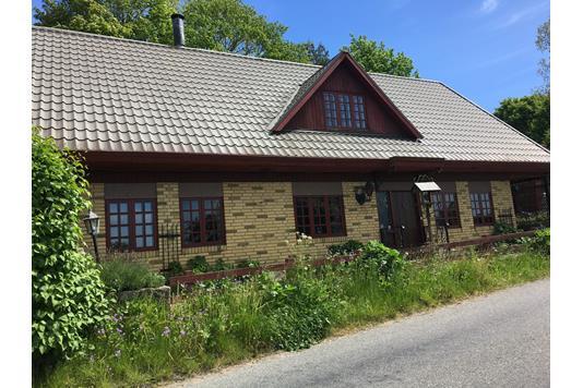 Villa på Ny Bjergbyvej i Mørkøv - Ejendommen