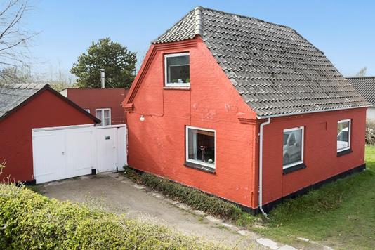 Villa på Ringstedvej i Mørkøv - Ejendommen