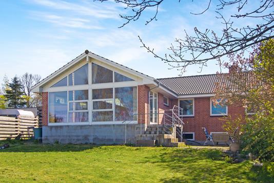 Villa på Bakkevænget i Jyderup - Ejendommen