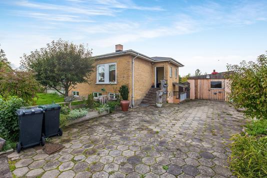 Villa på Høedvej i Jyderup - Ejendommen