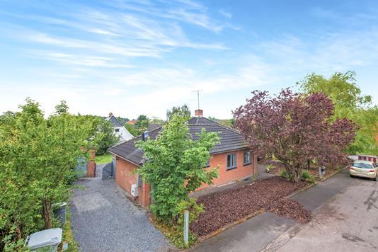 Villa på Birkevej i Ruds Vedby - Ejendommen