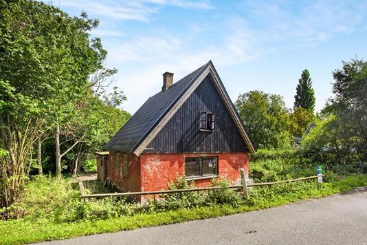 Villa på Skovbakkerne i Kalundborg - Ejendommen