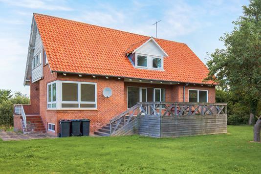 Villa på Knudsensvej i Mørkøv - Ejendommen