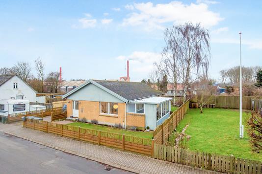 Villa på Teglværksvej i Jyderup - Ejendommen