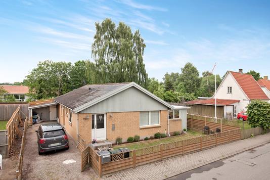 Villa på Teglværksvej i Jyderup - Ejendom 1