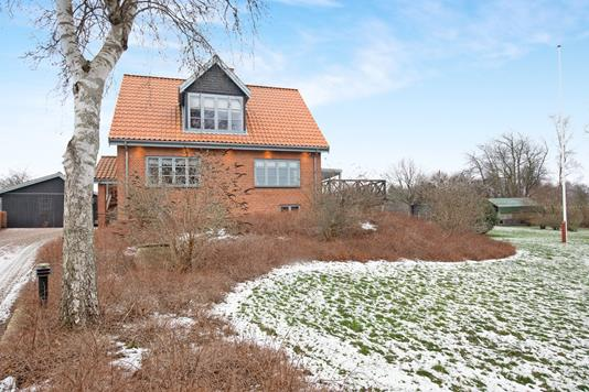 Villa på Slagelsevej i Jyderup - Ejendom 1