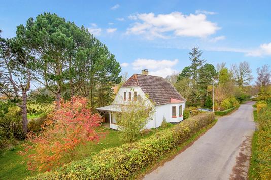 Villa på Nyløkkevej i Eskebjerg - Ejendommen