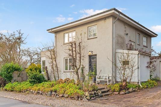 Villa på Fuglsangsvej i Jyderup - Ejendommen