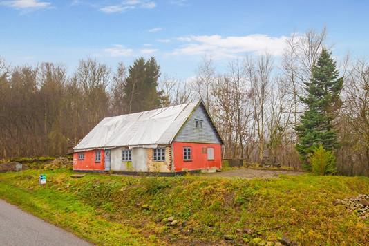 Villa på Holmstrupvej i Jyderup - Ejendommen