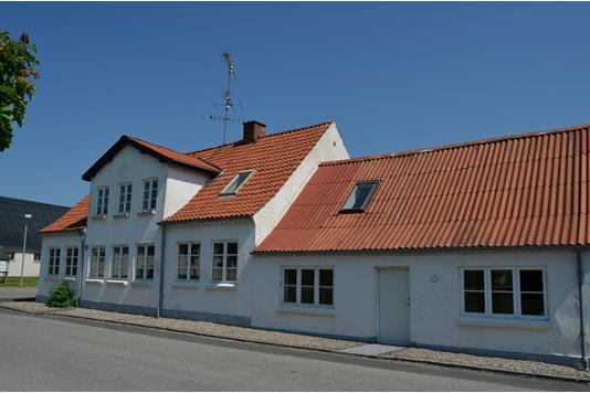 Villa på Bygaden i Dianalund - Ejendommen