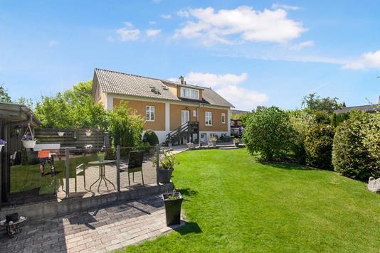 Villa på Lyngvej i Jyderup - Ejendom 1