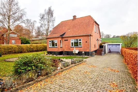 Villa på Skamstrupvej i Mørkøv - Andet