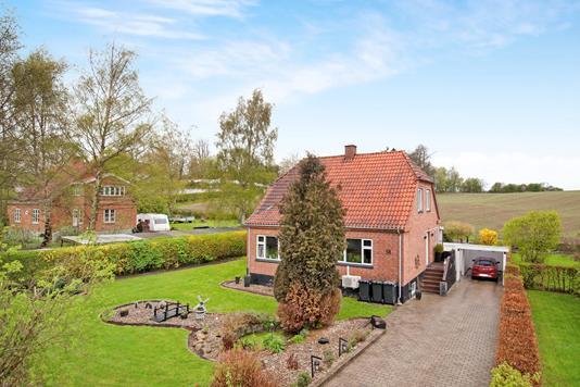 Villa på Skamstrupvej i Mørkøv - Ejendom 1