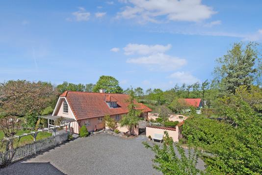 Villa på Orevej i Jyderup - Ejendom 1