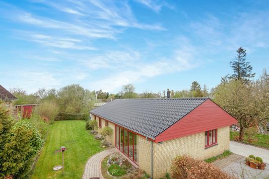 Villa på Gartnerhaven i Mørkøv - Ejendommen