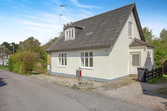Villa på Nordvestvej i Svebølle - Ejendommen
