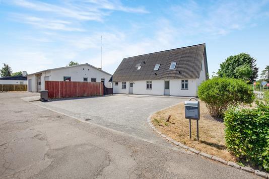 Villa på Hegnet i Svebølle - Ejendom 1