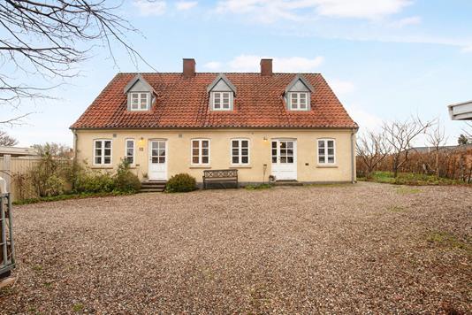 Villa på Stokkebjergvej i Jyderup - Ejendom 1