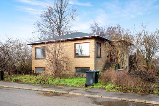 Villa på Vestervej i Mørkøv - Ejendommen