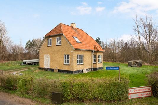 Villa på Hørløkkevej i Jyderup - Ejendom 1