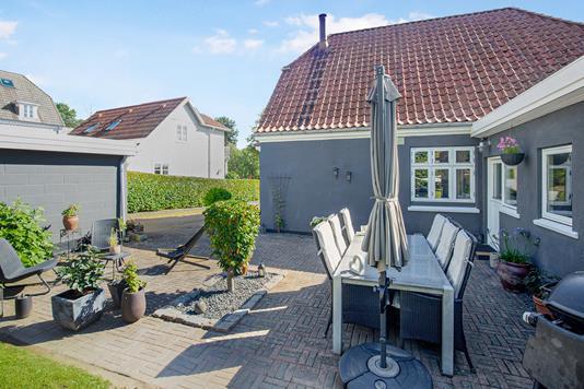 Villa på Hovedgaden i Jerslev Sjælland - Ejendom 1