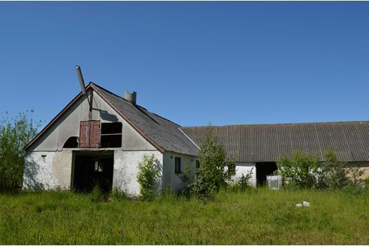 Landejendom på Kongstedvej i Ruds Vedby - Ejendommen