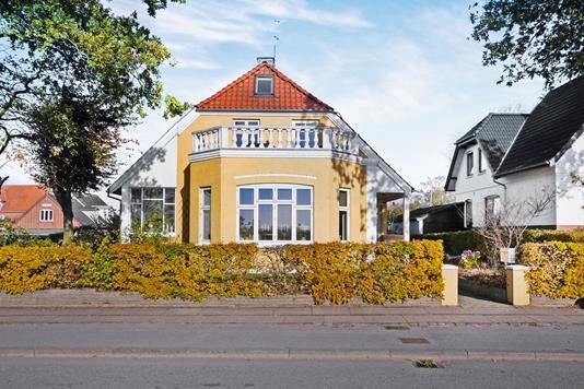 Villa på Holstebrovej i Skive - Ejendommen