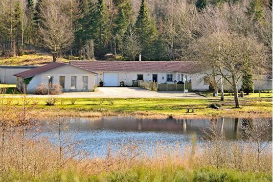 Villa på Durupvej i Roslev - Ejendommen