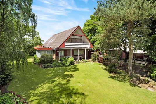 Villa på Sdr. Thisevej i Roslev - Ejendommen