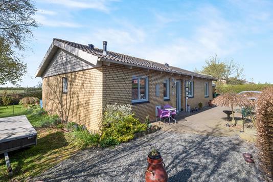 Villa på Katrinevej i Skive - Ejendommen