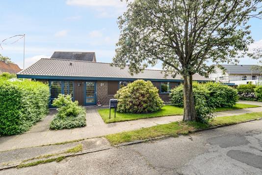 Villa på Vestre Alle i Skive - Ejendom 1