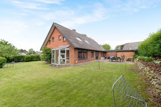 Villa på Elmebakken i Skive - Ejendommen