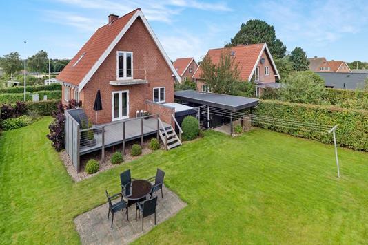 Villa på Norgaardsvej i Skive - Ejendommen
