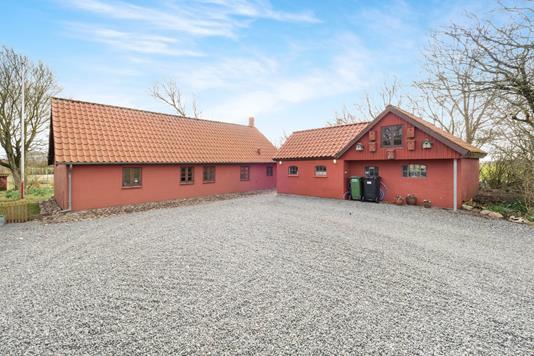 Villa på Vollingvej i Spøttrup - Ejendom 1