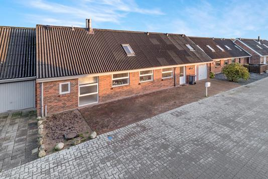 Villa på Brårupparken i Skive - Ejendommen