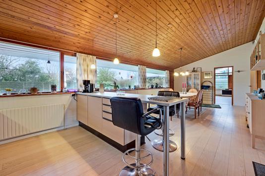 Villa på Ahornvænget i Skive - Køkken