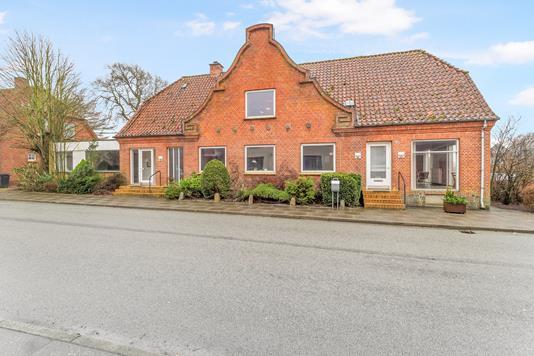 Villa på Skivevej i Roslev - Ejendommen
