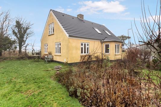 Villa på Dalagervej i Fur - Ejendommen